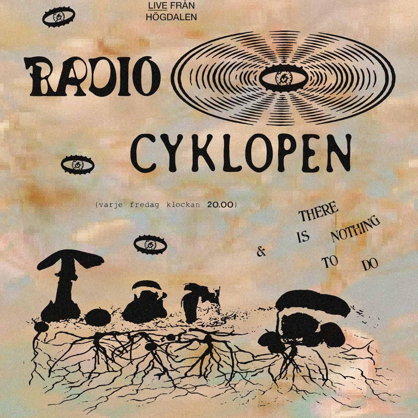 Radio Cyklopen #9: Kill Your Darlings!